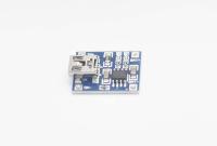 Зарядное устройство для литий-ионных аккумуляторов 1А (micro USB, на микросхеме TP4056)