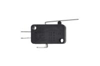 Микропереключатель для СВЧ печей 3-pin с рычагом 28мм (SIM)