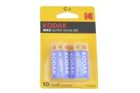 Kodak LR14-2BL Max батарейка (1 шт.)