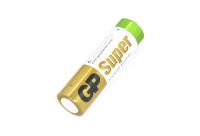 GP LR6-4S Super alkaline (AA) батарейка