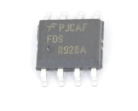 FDS8928A (30V/20V 5.5/4A 2.0W N/P-Channel MOSFET) SO8 Транзистор