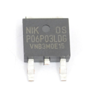 P06P03LDG (30V 12A 48W P-Channel MOSFET) TO252 Транзистор