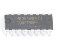 CD4049BE DIP16 Микросхема