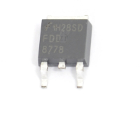 FDD8778 (25V 35A 40W N-Channel PowerTrench MOSFET) TO252 Транзистор