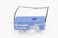 Колодка Finder 95.12.2 SMA 10A 300V