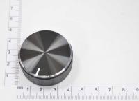 Ручка для аппаратуры D=40mm H=18mm black