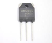 BU508DF Sanyo (700V 8A 34W npn+D+R) TO3PF Транзистор