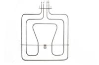 COK112ZN ТЭН верхний духовки гриль 800W+1650W (342x335mm) Zanussi