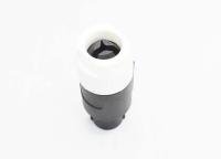 """Разъем Speacon """"шт"""" пластик на кабель белый (68mm) 1-580WH"""