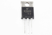 2SK2608 (900V 3A 100W N-Channel MOSFET+Z) TO220 ТРАНЗИСТОР