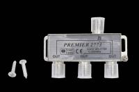 "Splitter (разветвитель) на 3 TV 5-1000MHz + 4 F ""шт"" 4-823FC"