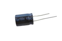 470mkF 100v 105C Jamicon TK конденсатор