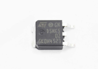 STD5NK50ZT4 (500V 4.4A 70W N-Channel MOSFET+Z) TO252 Транзистор