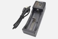 Зарядное устройство для 10440/14500/16340/18350/18650/26650/20700 I=1A lii-100B