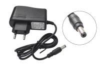 Блок питания 220V/ 5V  1,0A HZY-0510 (5.5x2.5) импульсный (адаптер)
