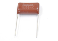 CAP  0.33mkF  630V 10% (334) CBB21 Полипропиленовый конденсатор