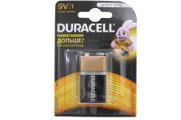 Duracell 6LR61-1BL Basic батарейка (Крона)