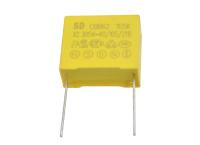 CAP  1.0mkF  305V 20% (105) MKP-X2 полипропиленовый конденсатор