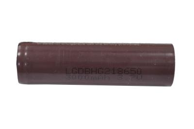 Аккумулятор 18650 LG 3000mA 3.7V LI- ion LGDBHG218650