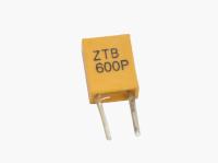 Кварц 600 KHz (ZTB600P)