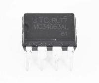 MC34063AL DIP8 Микросхема