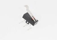 Микропереключатель DM1-02D-30G-G 125V 1.0A с рычагом 16.0mm