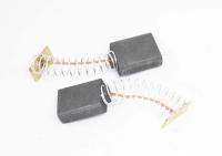 Электроугольная щетка 5х11х13,5 пружина-пятак для Интерскол ДУ-1000Wt