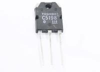 2SC5198 (140V 10A 100W npn) TO3P Транзистор
