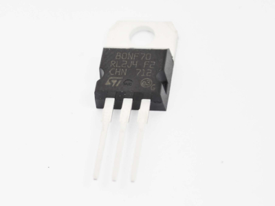 STP80NF70 (68V 98A 190W N-Channel MOSFET) TO220 Транзистор