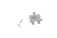Splitter (разветвитель) на 2 TV 5-1000MHz 05-6021