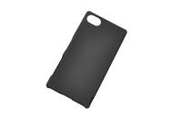 701570 Чехол-крышка Muvit MFX Sony Xperia Z5 Compact Back Cover Black SEBKC0071