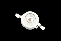 Светодиод мощный 3W Fito - малиновый (2.2-2.4V 30-40Lm 660nm 700mA)