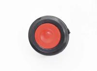 Кнопка DS-511 Off-(On) красная 12V 1A без фиксации