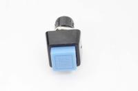 Кнопка PBS-21A On-OFF синяя 250V 1A с фиксацией