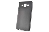 """Чехол """"под кожу"""" Samsung Galaxy A5 (черный) 00-174"""