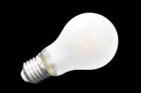 Лампа светодиодная Эра F-LED A60-7w-827-E27 frost