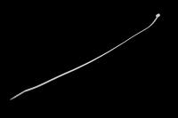 Кабельная стяжка 3.6x300 (100шт) белая 07-0300