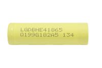Аккумулятор 18650 LG 2500mA 3.7V LI- ion LGDBHE41865