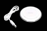 Беспроводное зарядное устройство Intro WPB250 Wireless charger, white