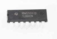 TL064CN DIP14 Микросхема