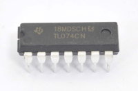 TL074CN DIP14 Микросхема