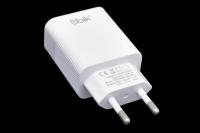 UHP13WQ Сетевое зарядное устройство UBIK  1USB, 3A, белый