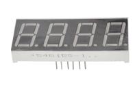 Индикатор цифровой FYS-5461 BS-21 (красный) 50x20