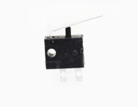Микропереключатель SMKW-01 30V 0.1A с рычагом 12.0mm (2-pin)