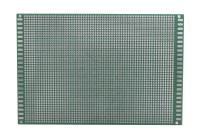 Плата макетная двусторонняя, 120х180х1,6мм. шаг-2,54мм