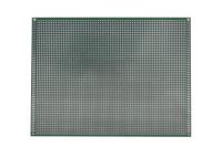 Плата макетная двусторонняя, 150х200х1,6мм. шаг-2,54мм