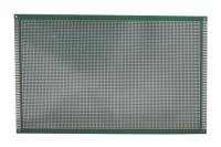 Плата макетная двусторонняя, 180х300х1,6мм. шаг-2,54мм