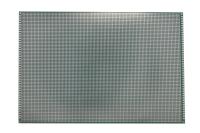 Плата макетная двусторонняя, 200х300х1,6мм. шаг-2,54мм