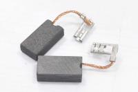 540 Электроугольная щетка 6,3х12х22 поводок, клемма-мама для Bosch GBH5 SE