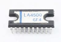 LA4500 МИКРОСХЕМА